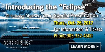 Scenic Eclipse Event