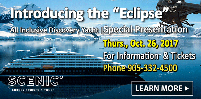 Scenic Eclipse Event