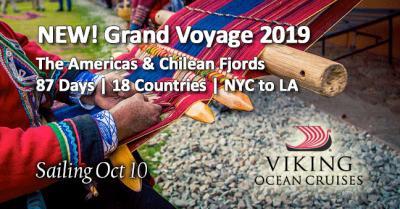 Chile Grand Voyage