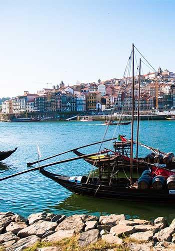 Portugal & Spain: Porto